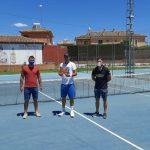 Pablo Baena se adjudicó el II Open de Tenis de Gines