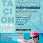 El Ayuntamiento de Morón pondrá en marcha cursos de natación